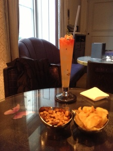 Cheers London- Last drinks at the world number one bar- Artesian, Langham Hotel