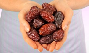 The fruit of love- Dates Photograph: Alamy