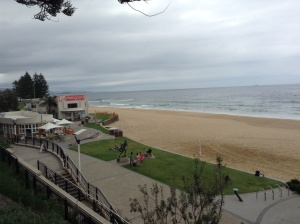 North Wollongong Beach