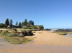 Little Austi Beach- looking North