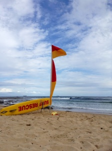 Sandon Point Beach