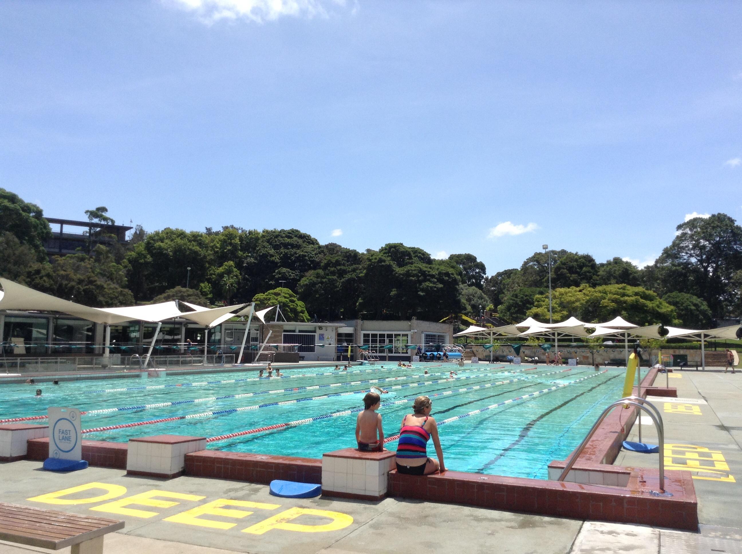 30 victoria park swimming pool sydney decor23 for Pool show 2015 sydney