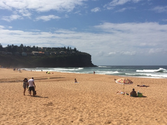 Bilgola Beach, Northern Beaches, Sydney